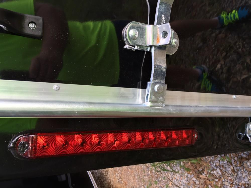 5x10 Enclosed Single Axle Trailer