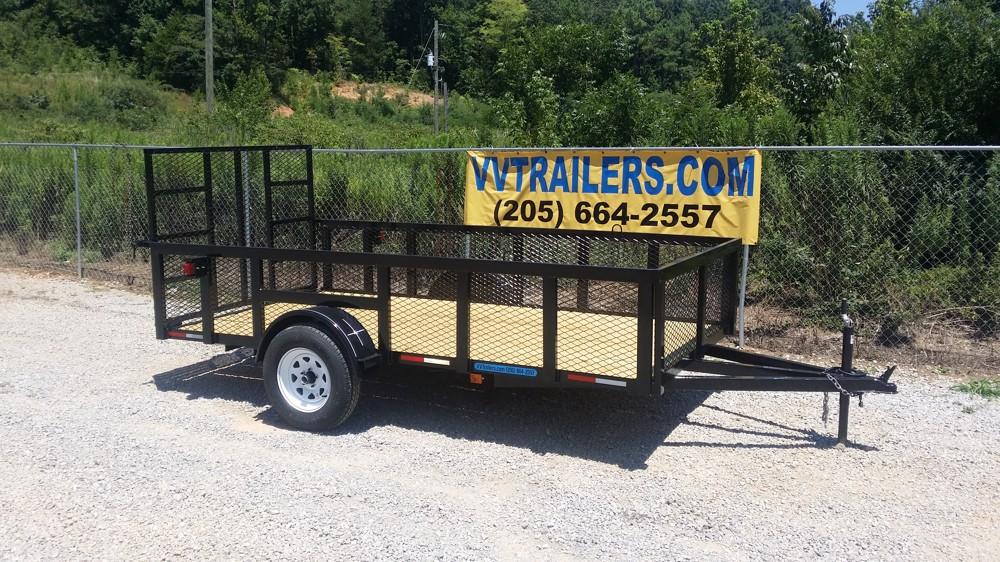 6x12 Landscape Trailer For Sale