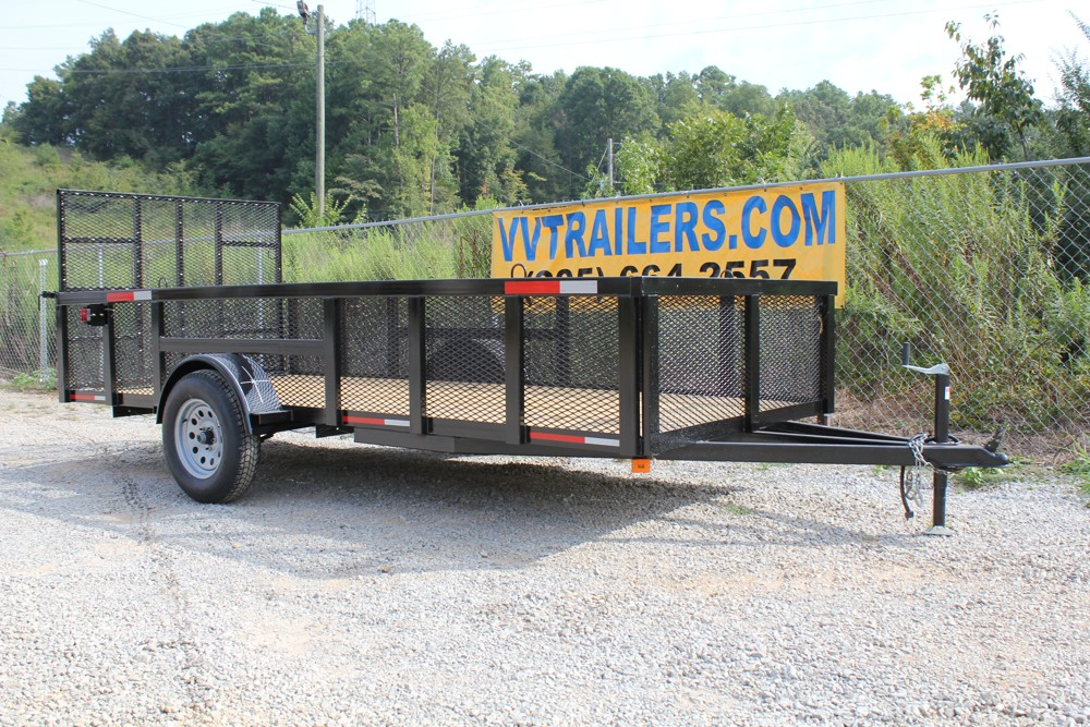 614 Landscape Trailer For Sale