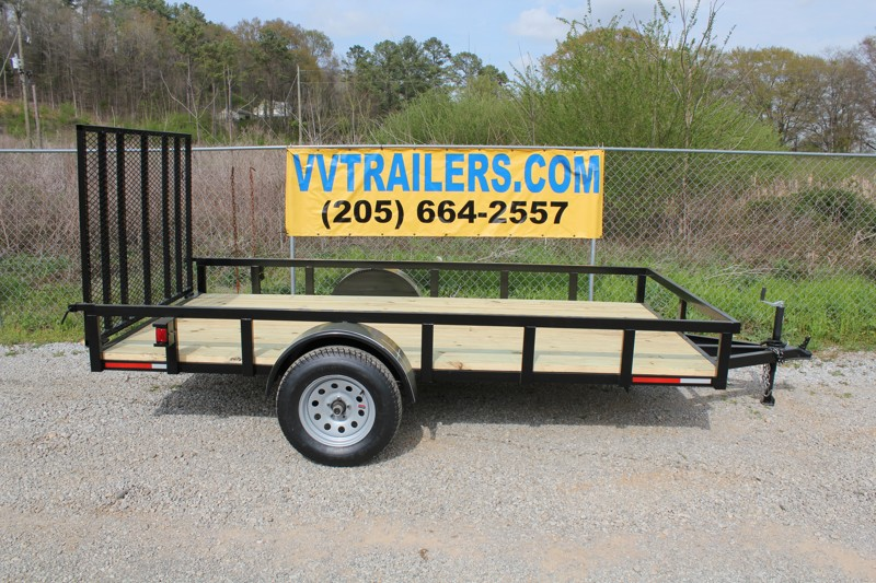 Enclosed atv trailers
