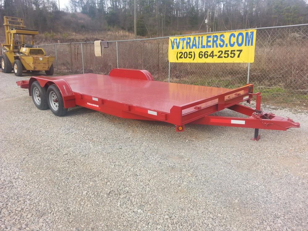 83x20 Car Hauler - Steel