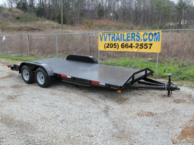 83x18 Car Hauler - Steel