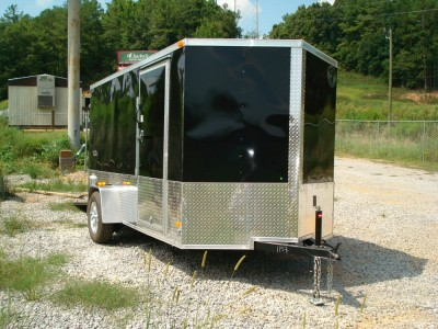 6x12 Motorcycle Trailer