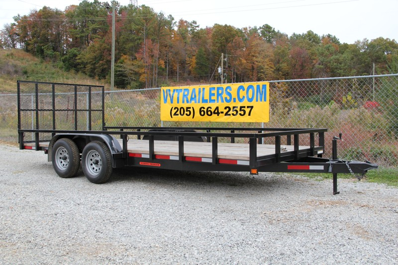 83x14 Tandem Axle Tubing Mike